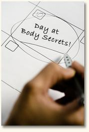 Day at Body Secrets!